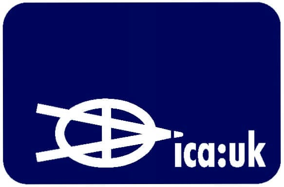 ICA:UK Logo